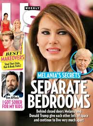 Donald Trump Bedroom Donald Trump And First Lady Melania Keep Separate Bedrooms Us Weekly