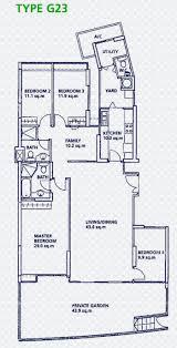 floor plans for costa del sol condo srx property