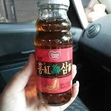 Minuman Ginseng Korea korean ginseng import asli ginseng korea makanan minuman di