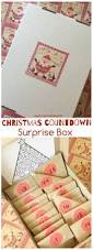 countdown to christmas surprise box activities holidays and