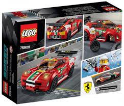 ferrari lego lego speed champions 75908 pas cher ferrari 458 italia gt2