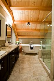 bathroom ideas with clawfoot tub master ensuite bath with clawfoot tub and walk in glass shower
