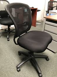 armless task chair golden state office furniture