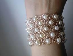 pearl bracelet tutorials images 301 best pearls bracelets images pearl bracelets jpg