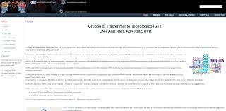 gtt uffici technology transfer office servizio reti area della ricerca rm1