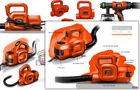 industrial design id product sketch carry light pinterest