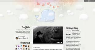 tumblr themes free aesthetic 50 more beautifully designed tumblr themes design shack