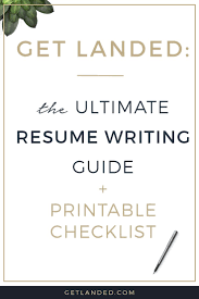 Images Of A Good Resume 25 Best Resume Writing Ideas On Pinterest Resume Writing Tips