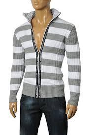 designer clothes dolce u0026 gabbana men u0027s knit zip up sweater 190