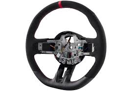 steering wheel for mustang ford performance mustang gt350r steering wheel leather and