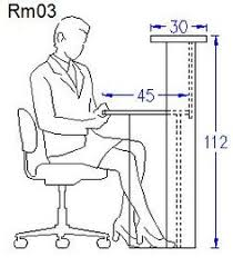 Ada Compliant Reception Desk Ada Reception Desk Drawing Furniture Design Pinterest