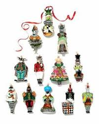new mackenzie childs clara nutcracker ornament fortnum