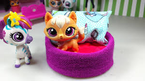 easy diy custom lps doll accessories how to make a tiny pet dog