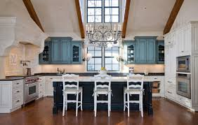 mixing kitchen cabinet wood colors mixed color kitchen cabinets kitchen design