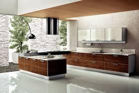 bright modern kitchen modern white and brown kitchen cabinets home design jobs