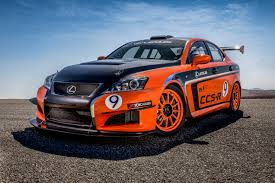 isf lexus slammed gushi targets victory at pikes peak with lexus is f ccs r racer