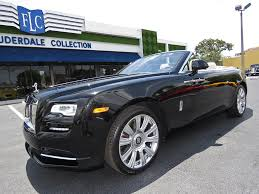roll royce dawn 2016 used rolls royce dawn 2dr convertible at fort lauderdale