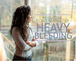 light period with clots when to be concerned about heavy menstrual bleeding ask4ufe