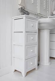 Small Floor Standing Bathroom Cabinet Home Designs