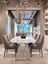 Best  Contemporary Dining Rooms Ideas On Pinterest - Interior design for dining room