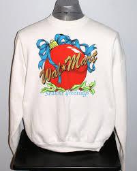 we like vintage 80s wal mart sweater sweatshirt on