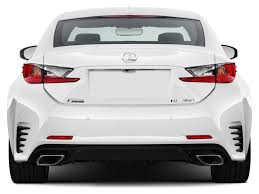 lexus coupe 2015 image 2015 lexus rc 350 2 door coupe awd rear exterior view size