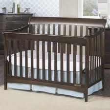 Hton Convertible Crib On Me Ashton 5 In 1 Convertible Crib Reviews Wayfair