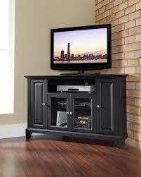 Tall Corner Tv Cabinet Interior Media Cabinets With Glass Doors Table Top Propane Fire