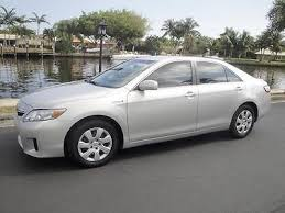 toyota camry hybrid for sale by owner 2010 toyota camry hybrid 23 557 1 elderly owner estate sale