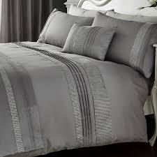 The Range Duvet Covers Kimberley Silver Bedding Range Duvet Sets Bedding Linen4less