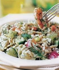 Italian Bread Salad Recipe Ina Garten Roasted Shrimp And Orzo Recipe Barefoot Contessa Orzo And