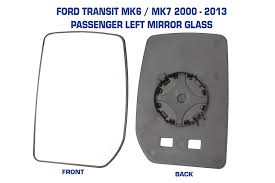 nissan micra left wing mirror replacement glass for car mirrors amazon co uk