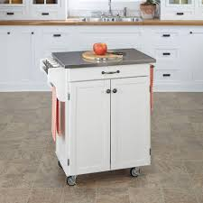 kitchen island cart stainless steel top uncategories kitchen cart stainless steel top metal cart rolling