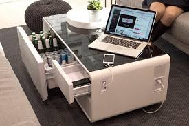 coffee table with cooler sobro cooler coffee table