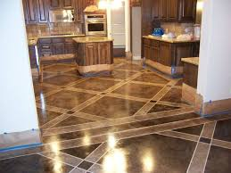 Tiling On Concrete Floor Basement by 179 Best Stamped U0026 Stained Concrete Images On Pinterest Homes