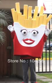 French Fry Halloween Costume Chip Halloween Costumes Promotion Shop Promotional Chip
