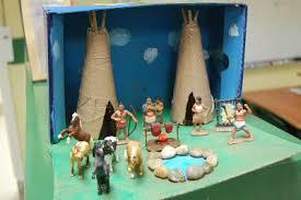 she who delights shoebox dioramas crafts dioramas