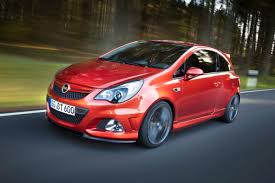 opel corsa opc opel corsa opc nürburgring edition on its way to sa williams
