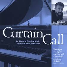 Curtain Call Album Josu Gallastegui Curtain Call Cd Baby Music Store
