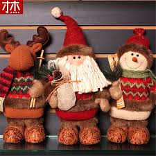 Christmas Decoration For Home by Online Get Cheap Reindeer Toys Aliexpress Com Alibaba Group