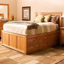 everitt 4 pc queen platform bedroom set from raymour u0026 flanigan