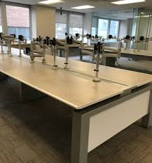 trading desk furniture for sale trading desks used trading office furniture nyc saraval industries