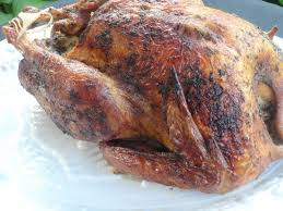 my favorite thanksgiving turkey smoked recipe just a pinch