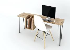 bureau contemporain bois massif bureau contemporain bois bureau bois massif moderne bureau