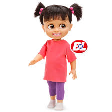welcome on buy n large monsters inc boo doll 15