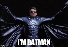 Ben Affleck Batman Meme - image tagged in ben affleck batman imgflip