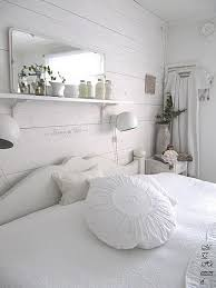 White Painted Headboard by 169 So Cool Headboard Ideas That You Won U0027t Need More Shelterness
