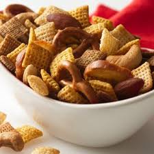 thanksgiving recipes chex cereal
