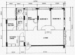 Bus Floor Plans by Avenue 6 Woodlands Avenue 6 Hdb Details Srx Property Floor Plan