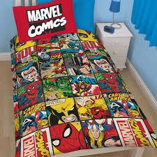 Avengers Duvet Cover Single Marvel Defenders Multicolour Single Duvet Set Departments Diy